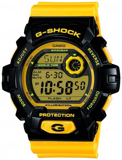 New G Shock Watch