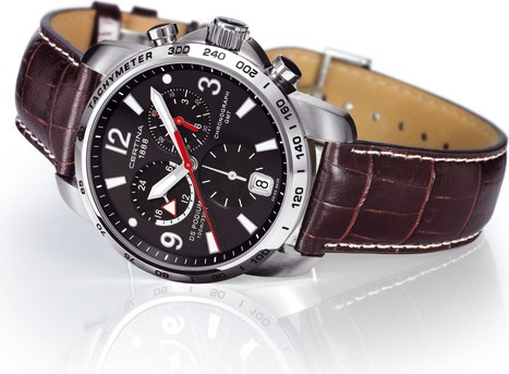 Certina DS Podium GMT Chronograph