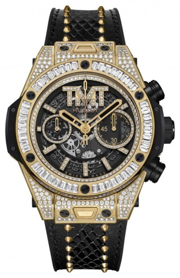 Hublot Big Bang Unico TMT