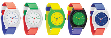 Nixon World Cup Time Teller P
