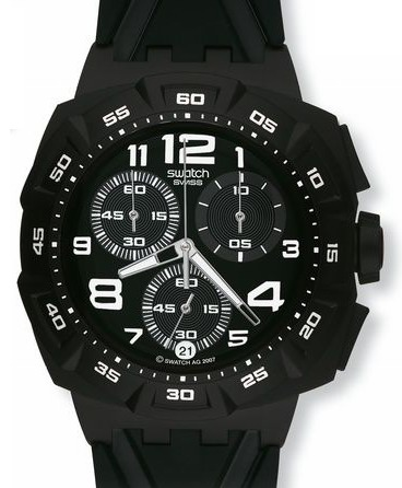 Swatch Mister Twin SUKB400