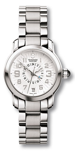 Swiss Army Vivante Dual Time