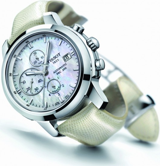 Tissot Presents PRC 200 Lady Chronograph Automatic - Your New Watch 99d068e3a80